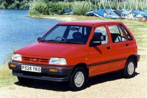 أول سيارات كيا في أوروبا