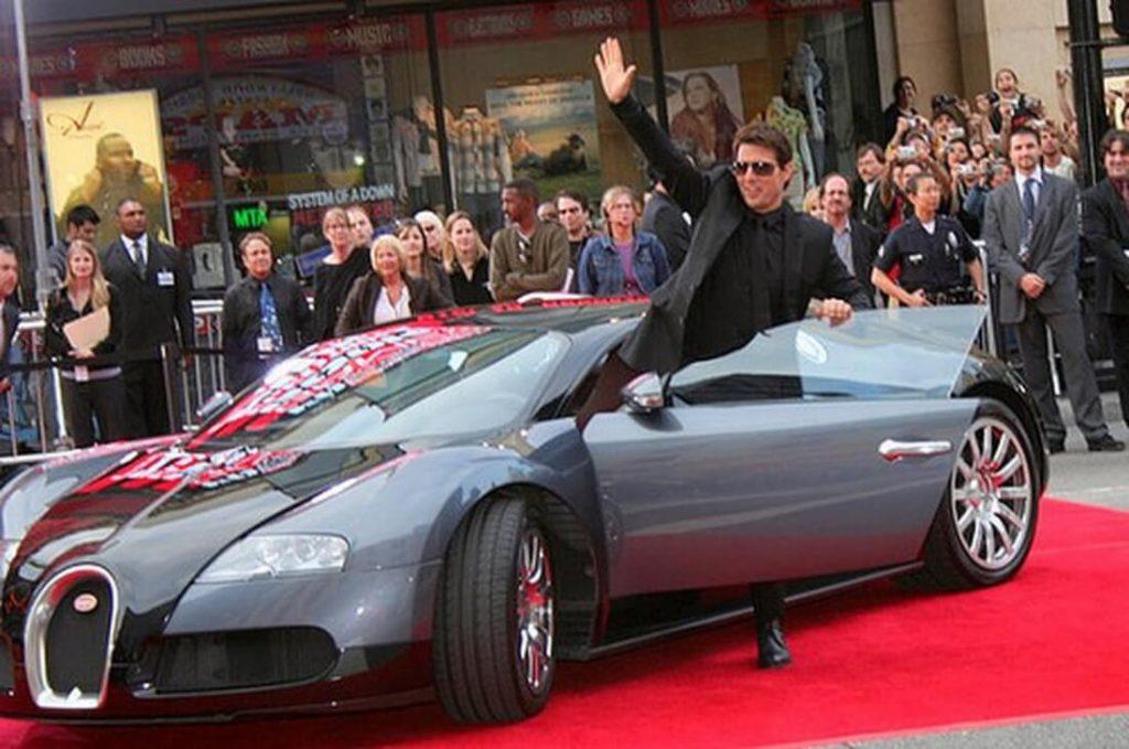 سيارة توم كروز