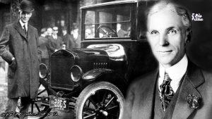 قصة سيارة فورد