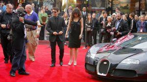 الممثل الشهير توم كروز