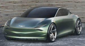 السيارات الرياضية الكهربائية