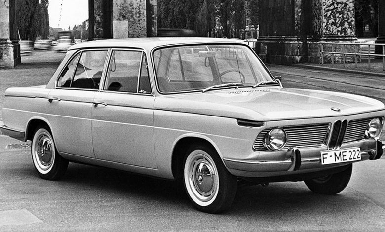 تاريخ سيارة بي ام دبليو