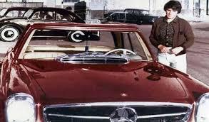 سيارة عبد الحليم حافظ