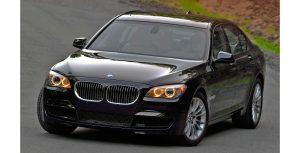 BMW 740i 2011