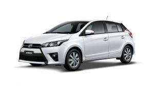 Toyota rais sedan