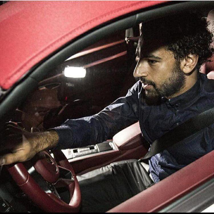 سيارات محمد صلاح
