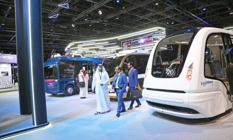 حافلات ذاتية القيادة