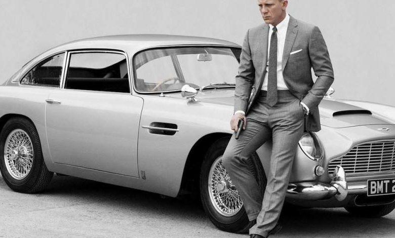 سيارة جيمس بوند