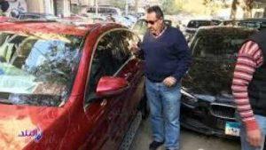 سيارة مجدي عبد الغني الجديدة