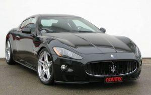 سيارة Maserati Gran Turismo S