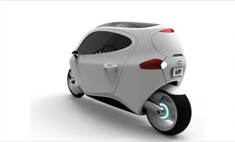 أصغر سيارة ذكية في العالم