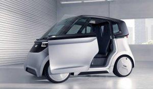 السيارات الذكية الصغيرة