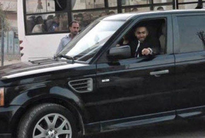 سيارات المشاهير في مصر