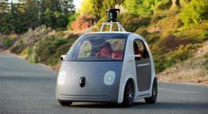 سيارات جوجل ذاتية القيادة