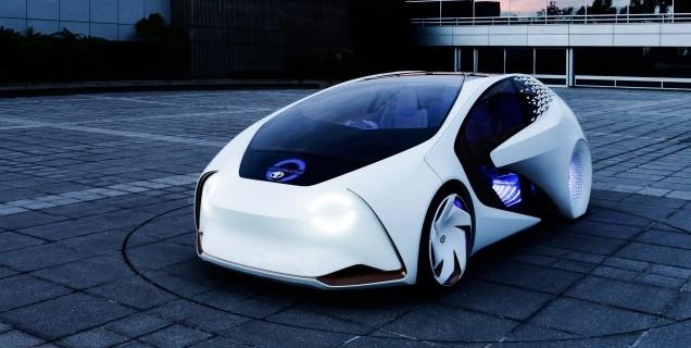 سيارات نموذجية ذكية