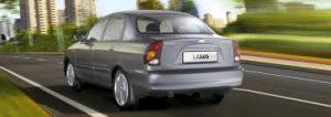 سيارة شيفروليه لانوس